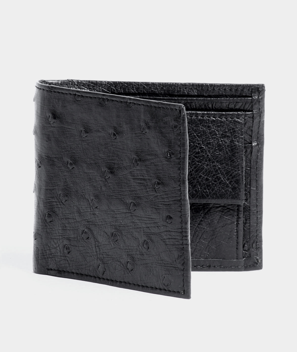 MENS WALLET IN BLACK