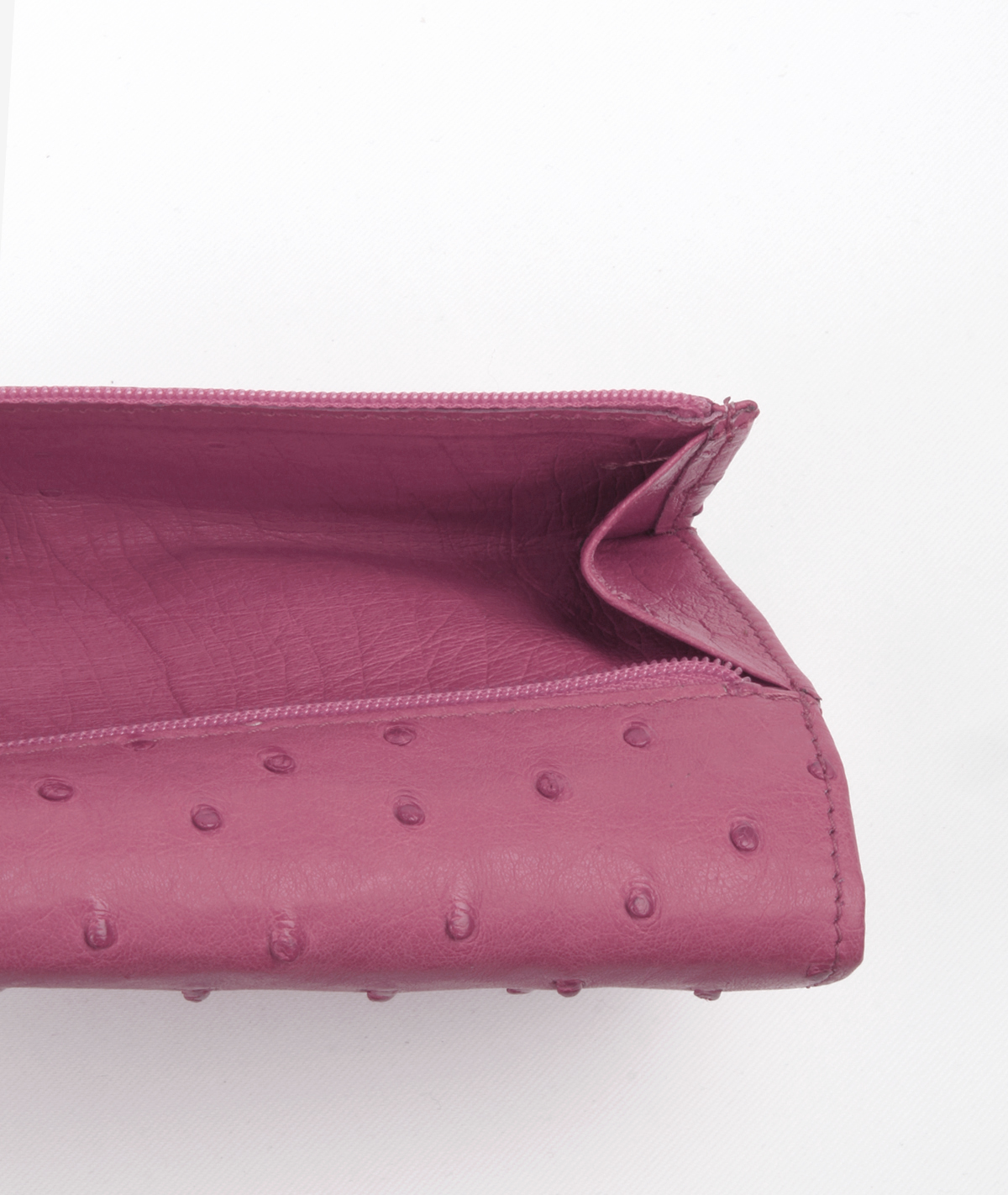 WOMENS WALLET IN INDIAN PINK