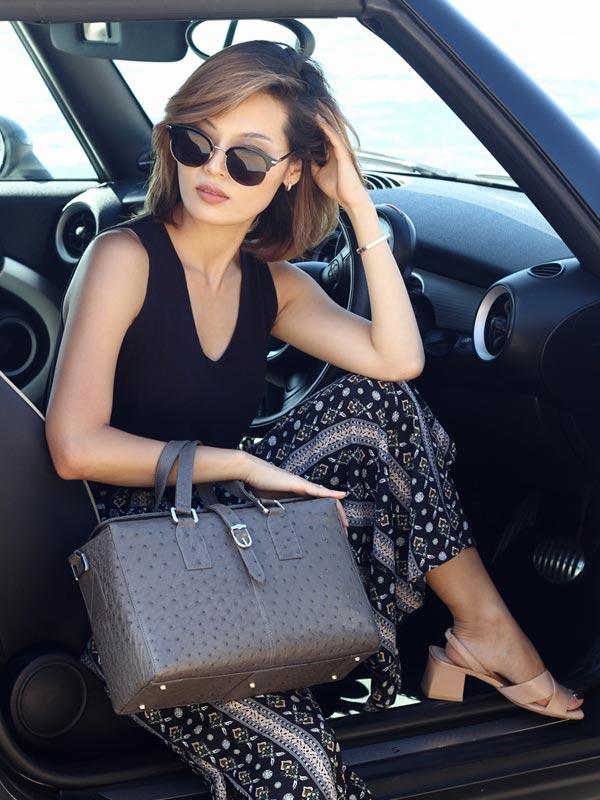 grey-rectangular-ostrich-leather-handbag2